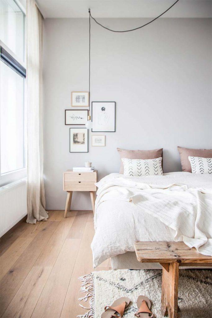 slaapkamer makeover styling