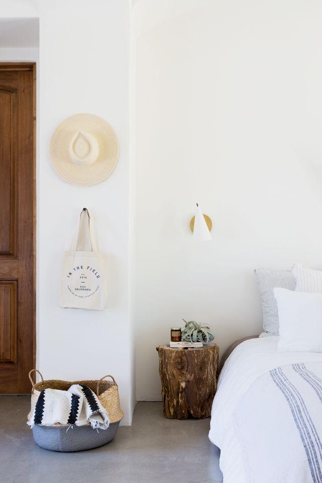 Slaapkamer met een hoge zen-factor!