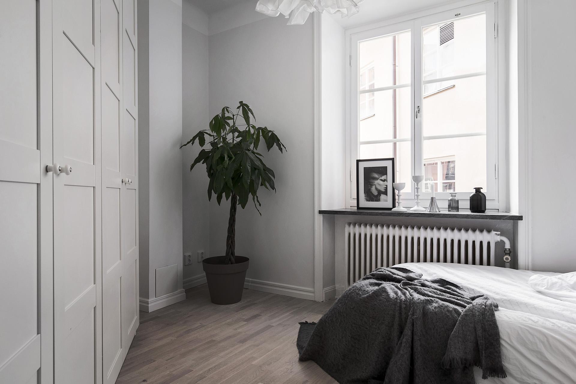 Slaapkamer met tip en top styling