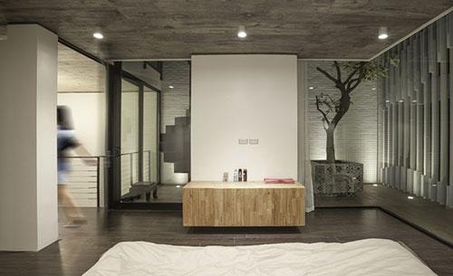 slaapkamer ontwerp door ahl architects | slaapkamer ideeën, Deco ideeën
