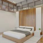 Slaapkamer ontwerp door Anton Medvedev