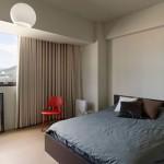 Slaapkamer ontwerp door Ganna studio