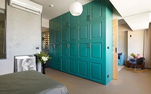 Slaapkamer ontwerp door Ganna studio  Slaapkamer ideeën
