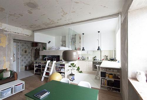 Slaapkamer ontwerp door Karin Matz