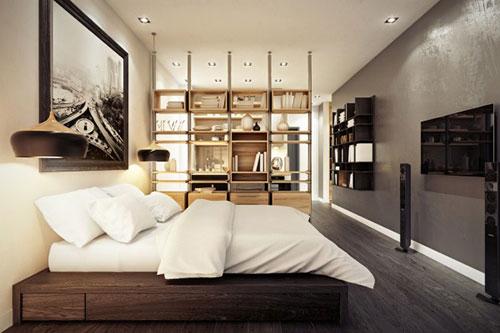 Stunning Slaapkamer Ontwerp Contemporary - Moderne huis - clientstat.us
