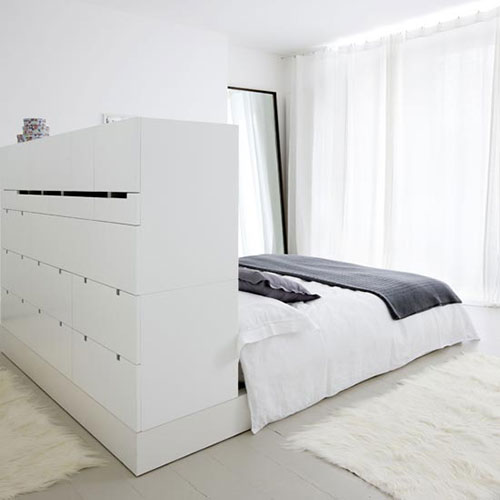 Slaapkamer opbergideeën