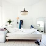Perfect gestylde slaapkamer