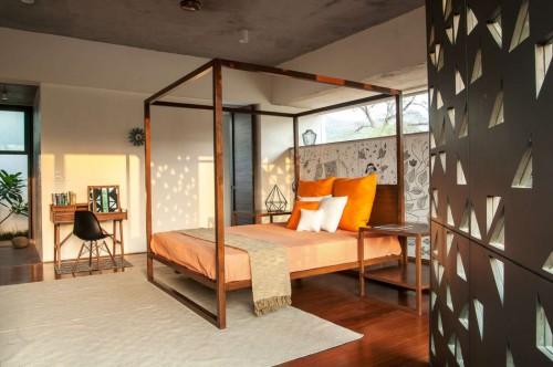 Slaapkamers met pivotdeuren naar balkon slaapkamer idee n - Salontafel naar de slaapkamer ...