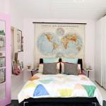 Slaapkamer van Rebecca en Fatima