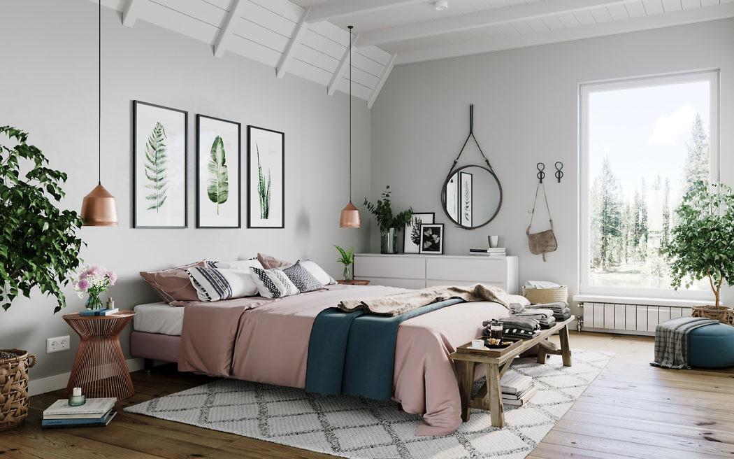 Slaapkamer styling zoals het hoort!