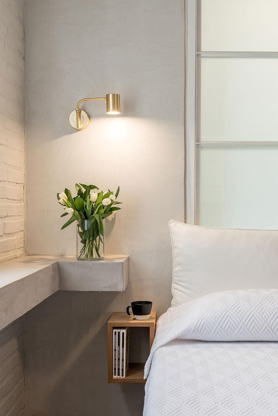 slaapkamer suite met betonlook en hout slaapkamer idee235n