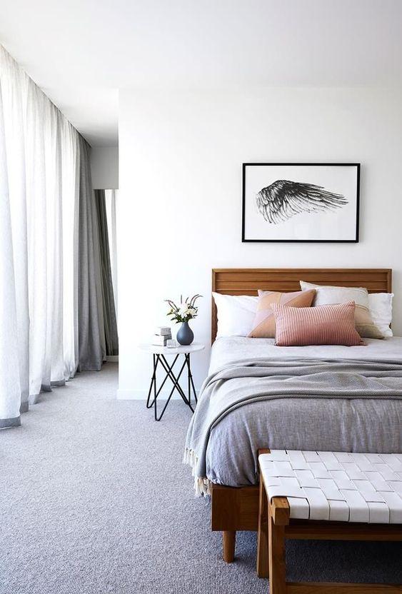 slaapkamer tapijt