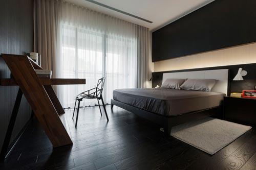 Slaapkamer Ideeen Donker: Meer woonkamer of slaapkamer voorbeelden.