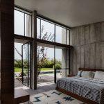 Slaapkamer van een duurzaam en zelfvoorzienend droomhuis!