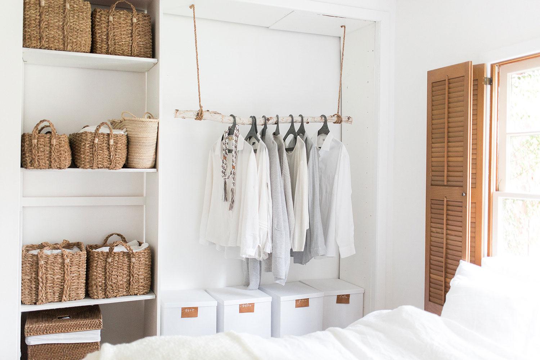 Slaapkamer van interieurstylist Sara