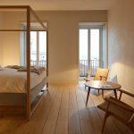Slaapkamer van Santa Clara 1728 hotel