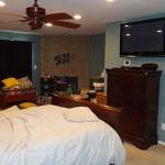 Slaapkamer verbouwing van Heather & Mike
