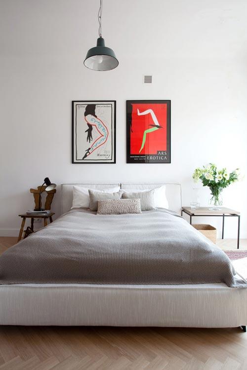 Slaapkamer verbouwing met licht  Slaapkamer ideeën