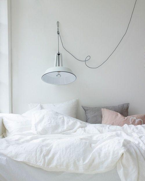 Slaapkamer staande lamp