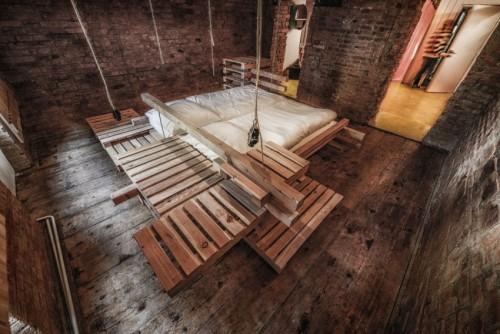 Slaapkamer van Viennese Guest Room