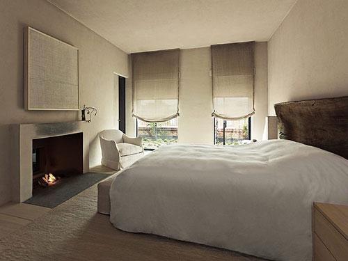 Slaapkamer Hotel Stijl : Sobere slaapkamers van greenwich hotel slaapkamer ideeën