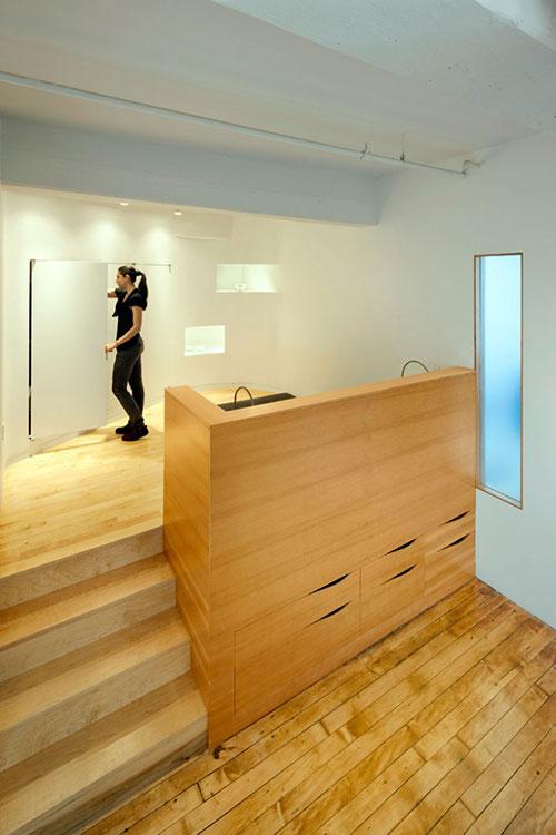 Keuken Opberg Ideeen : Opberg ideeen slaapkamer : Speelse slaapkamer van loft Slaapkamer