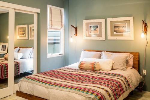... slaapkamer van interieurontwerper Benedetta Amadi  Slaapkamer ideeën