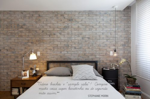 Stoere Hanglamp Slaapkamer : Stoere elementen in de slaapkamer van een advocate slaapkamer ideeën