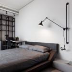 Scandinavische invloeden in een spaanse slaapkamer slaapkamer idee n - Grijze slaapkamer ...