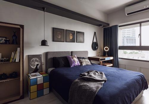 stoere mannen slaapkamer | slaapkamer ideeën, Deco ideeën