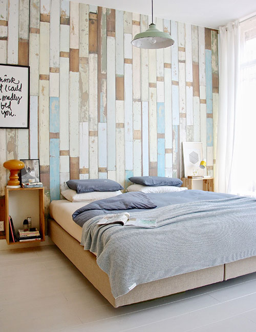 behang slaapkamer idee – artsmedia, Deco ideeën