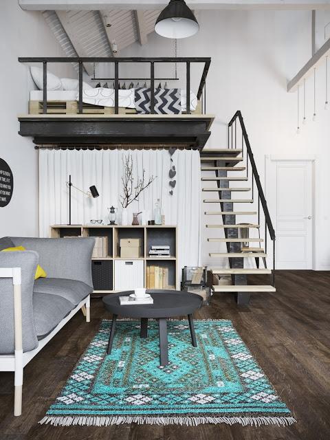 stoere unieke slaapkamer in miniloft  slaapkamer ideeën, Meubels Ideeën