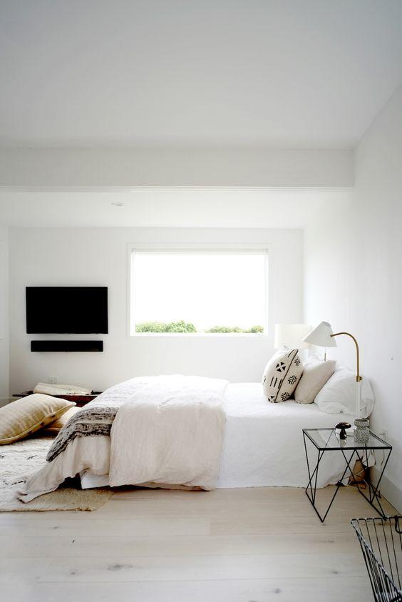 Tv Voor De Slaapkamer.Tv In De Slaapkamer Slaapkamer Ideeen