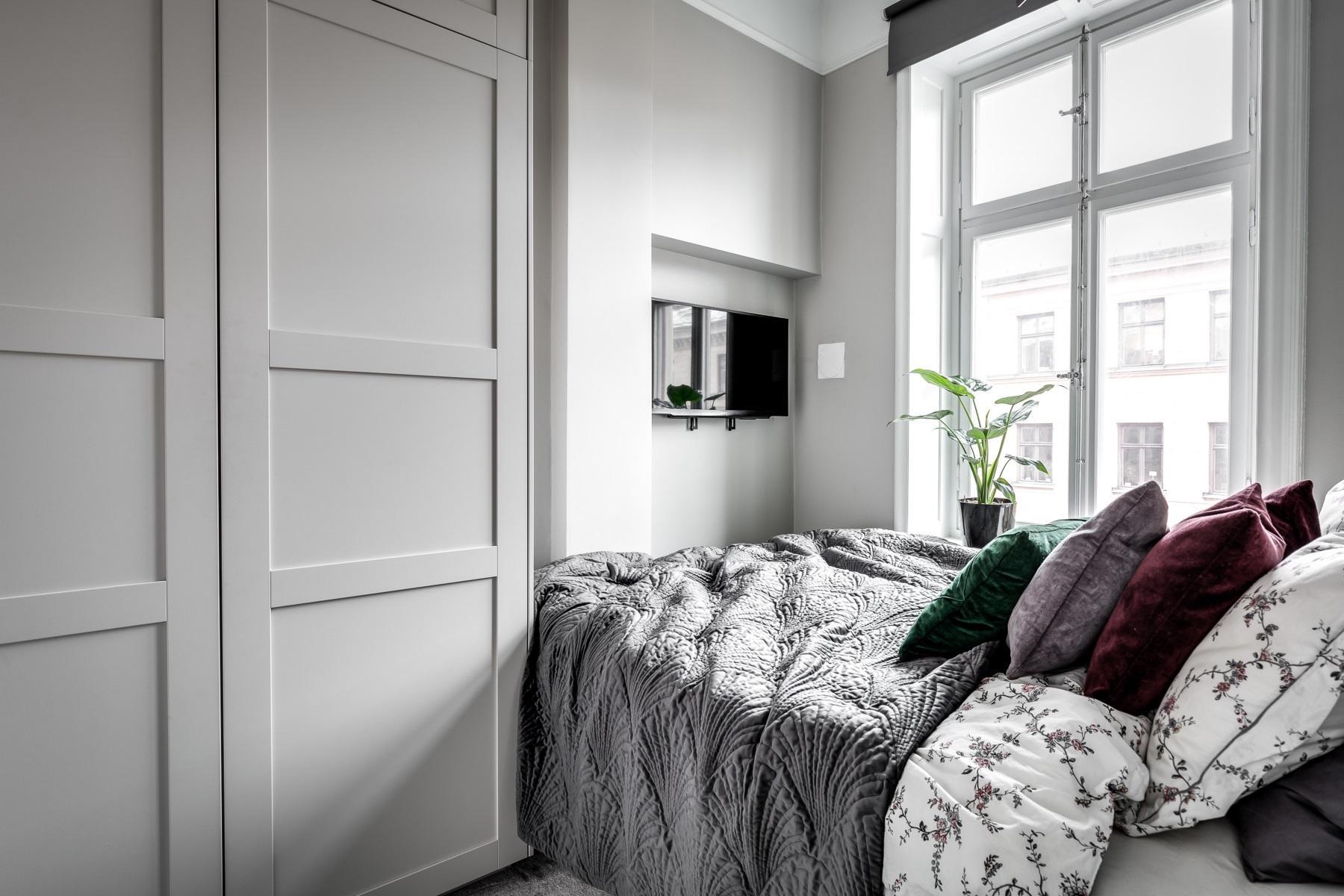 TV in de slaapkamer | Slaapkamer ideeën