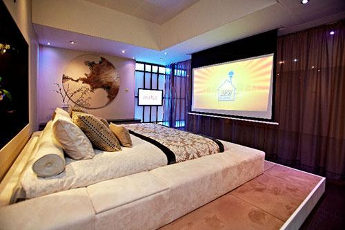 Japanse Slaapkamer Ideeen : Uitschuifbare slaapkamer Slaapkamer ...