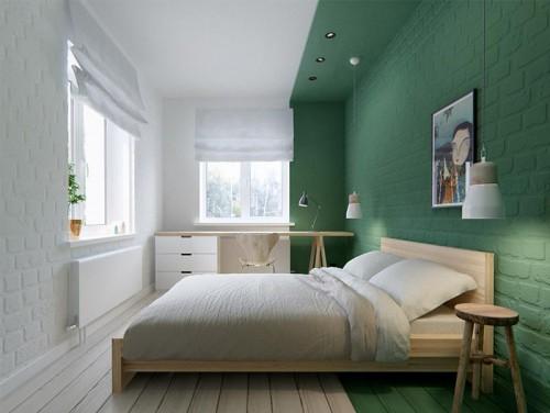 Slaapkamer kleur groen u2013 artsmedia.info