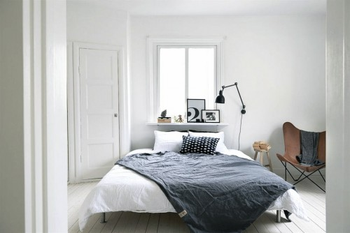 Je Slaapkamer Decoreren : Slaapkamer ideeen scandinavisch beste ideen over huis en interieur