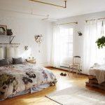 Vintage Ibiza loft slaapkamer