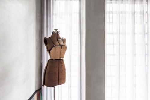 Retro Slaapkamer Accessoires : Vintage slaapkamer van gerenoveerd oud ...