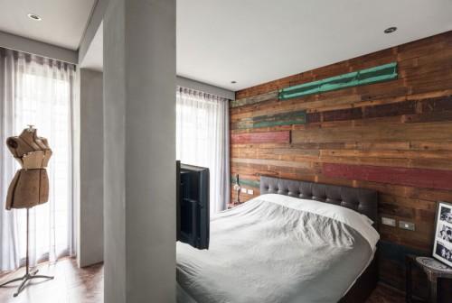 Vintage Slaapkamer Ideeen.Vintage Slaapkamer Van Gerenoveerd Oud Appartement Slaapkamer Ideeen