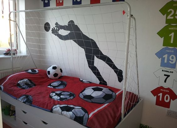 voetbalbed-