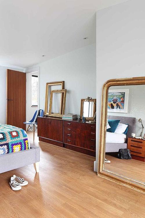 slaapkamer accessoires : Vrolijke slaapkamer inrichting Slaapkamer ...