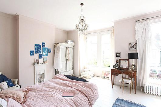Paarse Slaapkamer Ideeen : Paarse slaapkamer klassiek ideeen: moderne slaapkamer ideeën. paarse