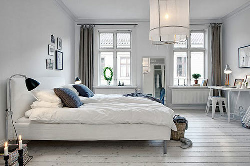 Slaapkamer wanddecoratie ideeën | Slaapkamer ideeën