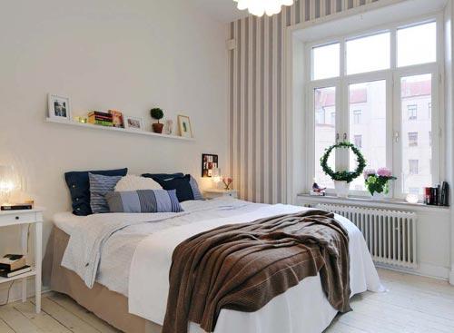 wandplank voor de slaapkamer slaapkamer idee n. Black Bedroom Furniture Sets. Home Design Ideas