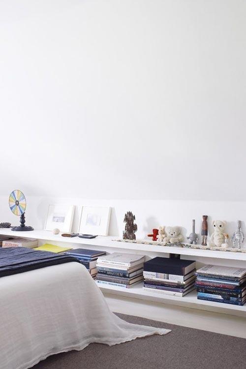 Slaapkamer Muur Steigerhout : muur slaapkamer : Wand In De Slaapkamer ...