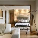 Warme knusse slaapkamer