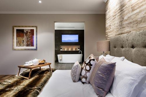 warme knusse slaapkamer | slaapkamer ideeën, Deco ideeën