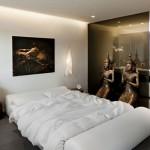 Slaapkamer idee n van ando studio slaapkamer idee n - Eigentijdse slaapkamer ...