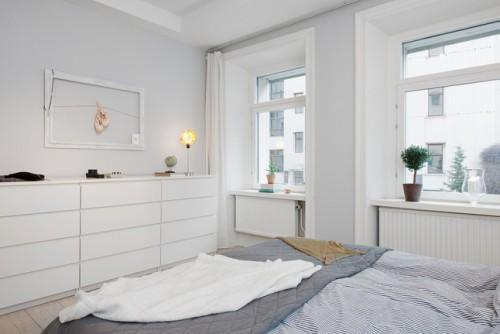 witte slaapkamer ikea – artsmedia, Deco ideeën